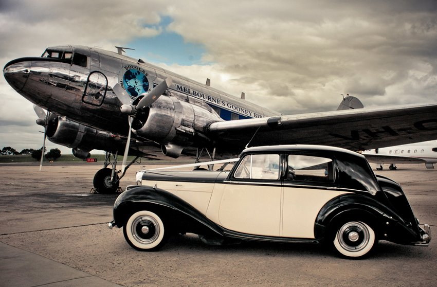 Bentley Chariots Of Fire Limousines